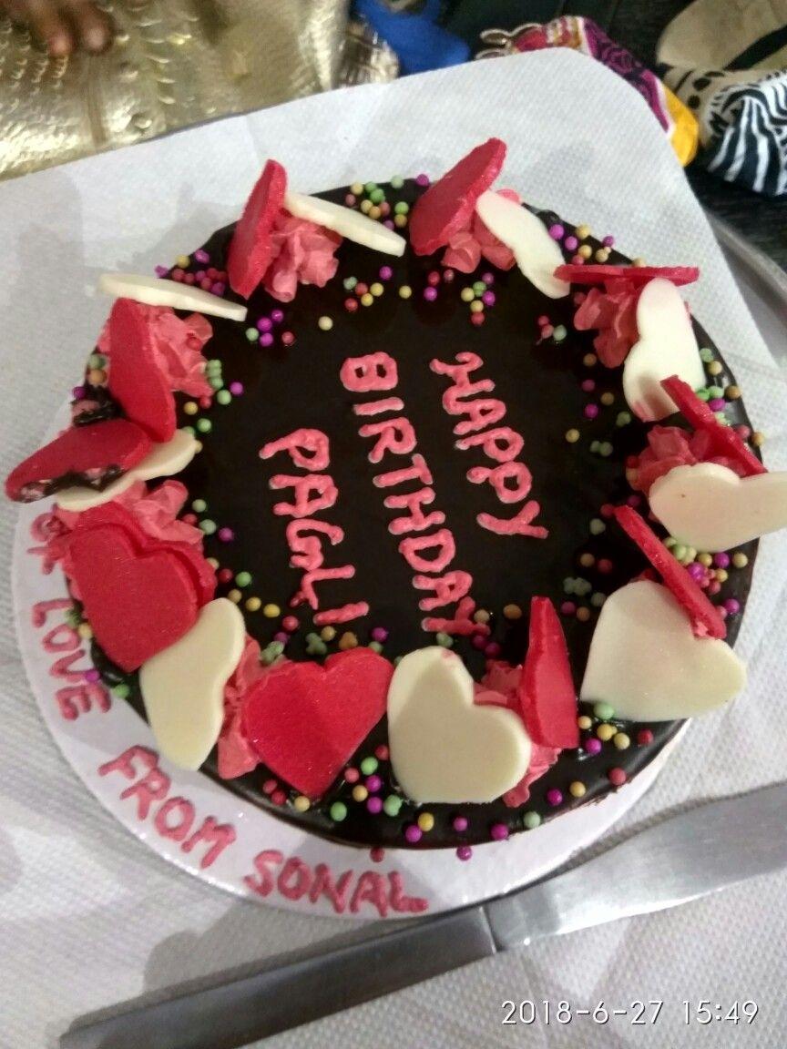 Pin By Sakshi Trivedi On Birthday Cakes Yummy Cakes Food Snapchat Types Of Cakes