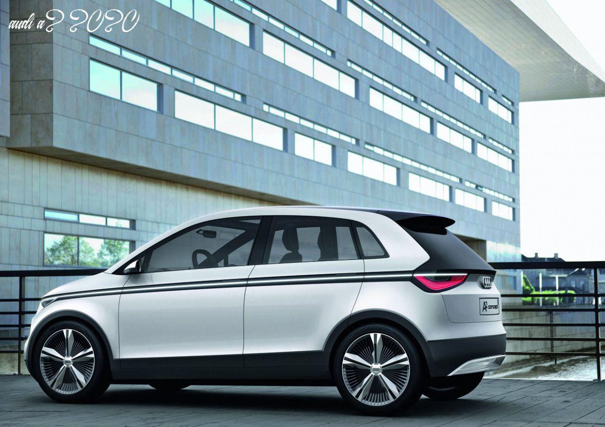 2020 Audi A2 First Drive