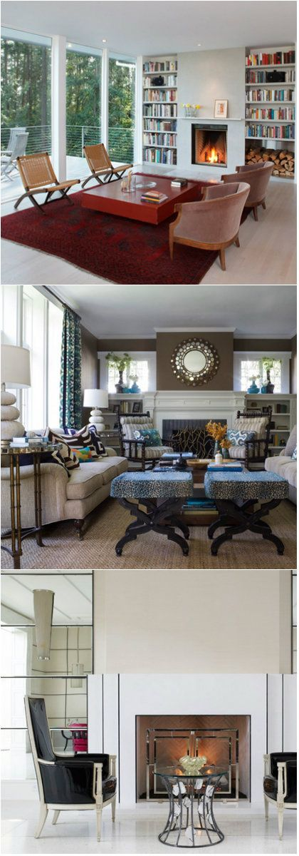 21 Beautiful Symmetrical Living Rooms Wikipedia says that symmetry