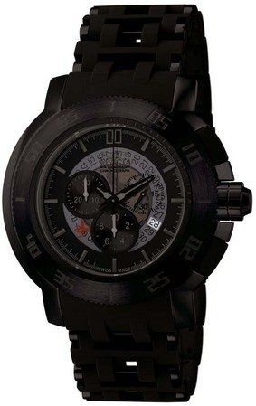 77b4907ef0a Invicta Mens Chronograph XL Special Spider Edition Watch 5915 ...