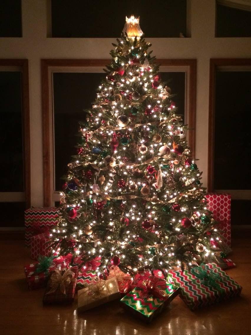 2017 Christmas tree Fashion christmas tree, Holiday