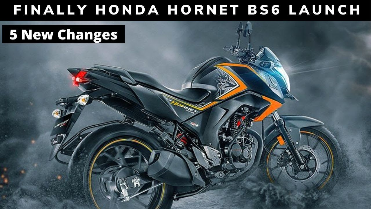 Finally 2020 Honda Hornet 160r Bs6 Launch Date And Price In India All In 2020 Honda Product Launch Scooter Helmet