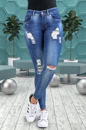 Jeans Para Mujer Al Por Mayor Dolshe13 Jeans De Moda Jeans Mujer Ropa De Moda Mujer