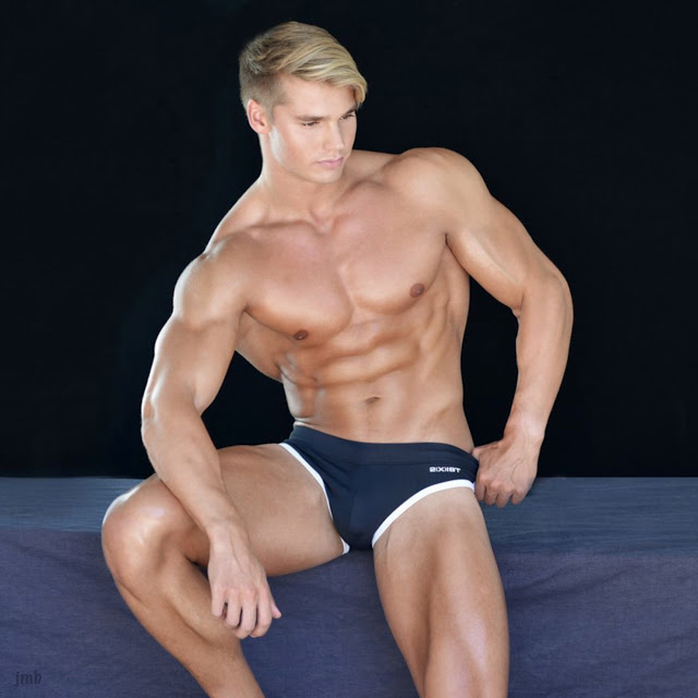 Matt Mitchell Daniel Muscle Boy Luke Hamill