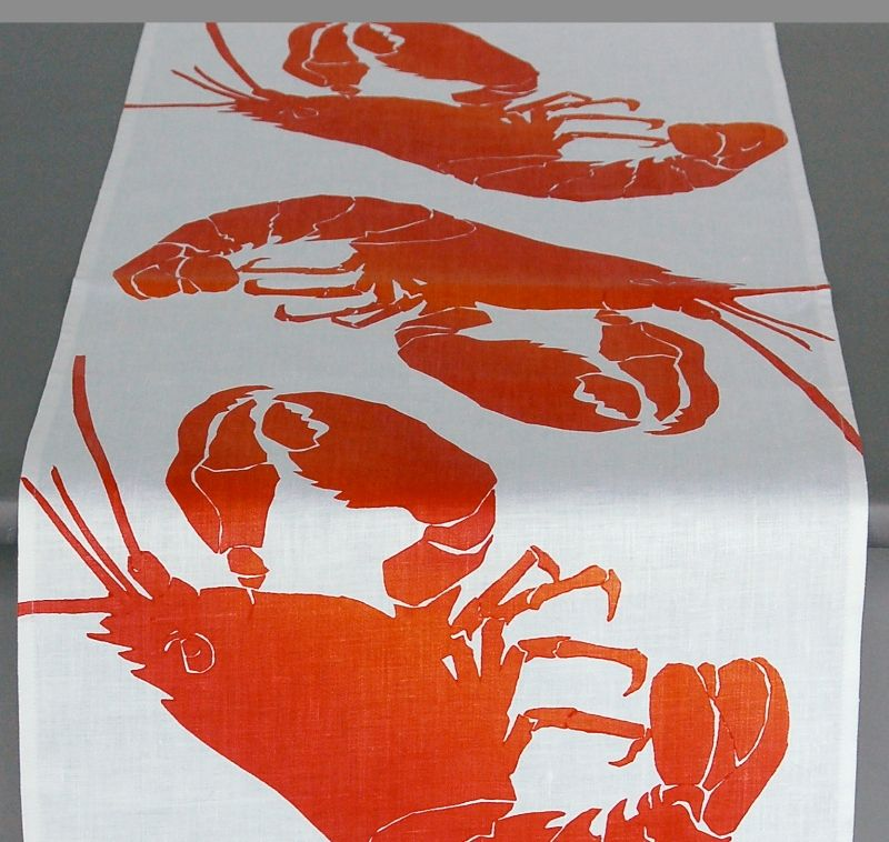 Find This Pin And More On Coastal Table Runners / Nautical Table Runners /  Tropical Table Runners.