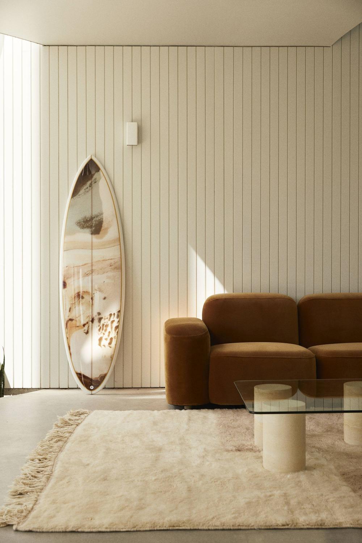 Sol Is Sarah Ellison S 1970s Inspired Geometric Furniture Collection Interior Design Geometric Furniture Furniture Design