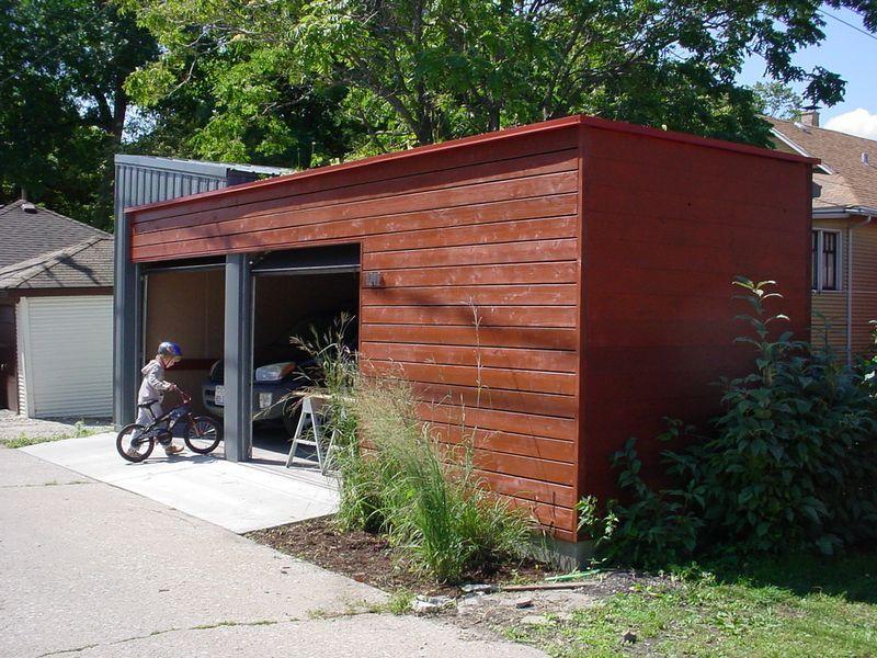 Oak Park Garage Exudes Style And Sustainability