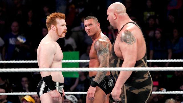 Sheamus, Randy Orton & Big Show vs. 3MB: photos | Sheamus, Big show, Randy  orton