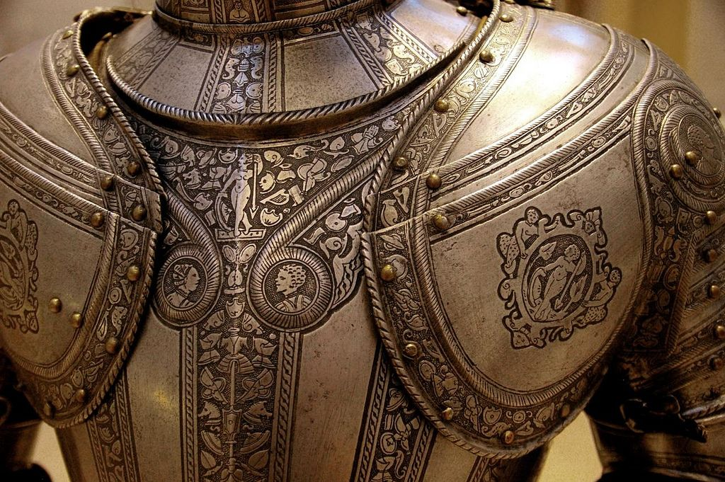 Infantry armour   Flickr - Photo Sharing!
