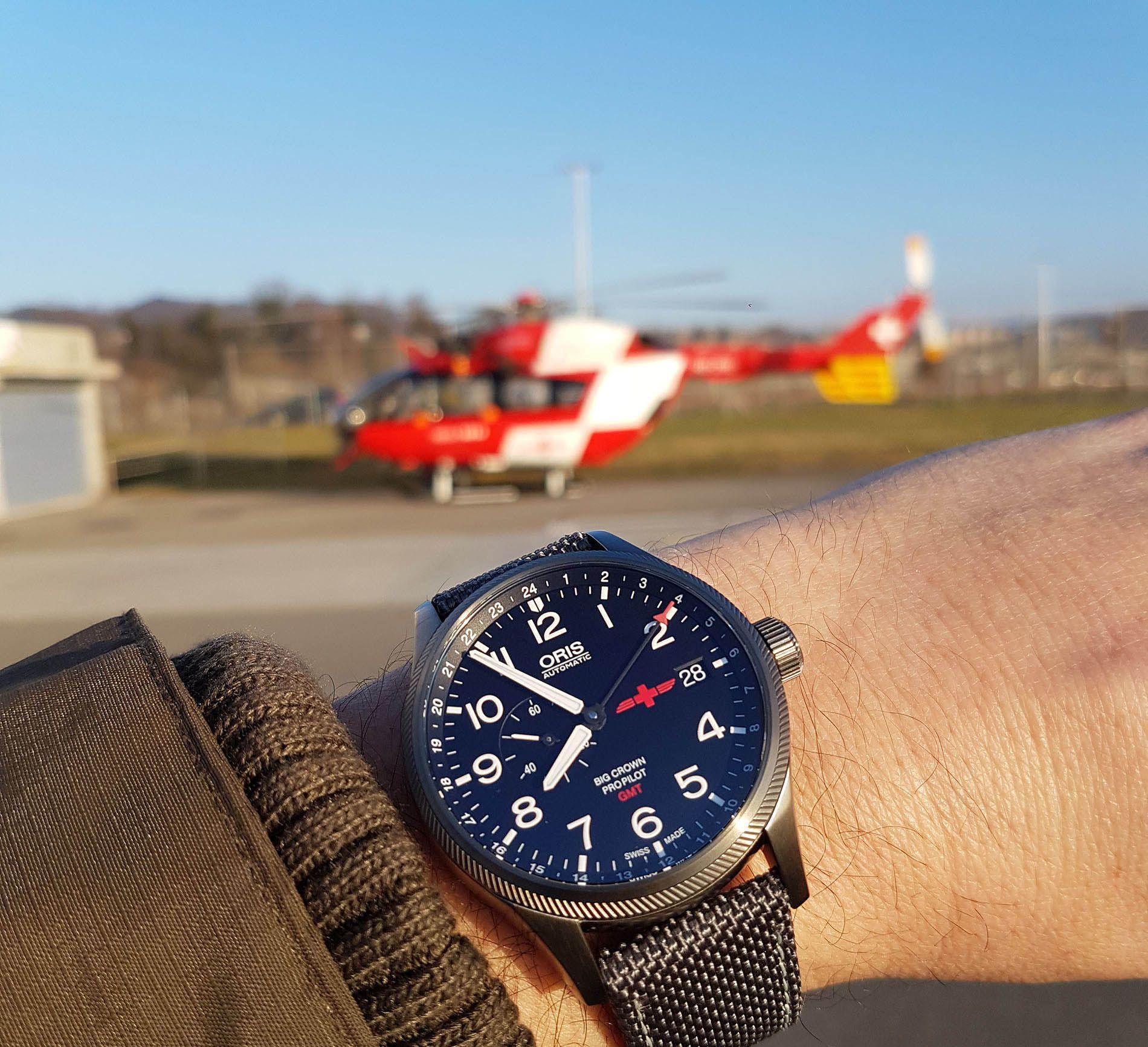 Oris Big Crown Propilot Gmt Rega Limited Edition Men S Watch 74877104284fs Watches For Men Military Tactical Watches Rolex Watches For Men