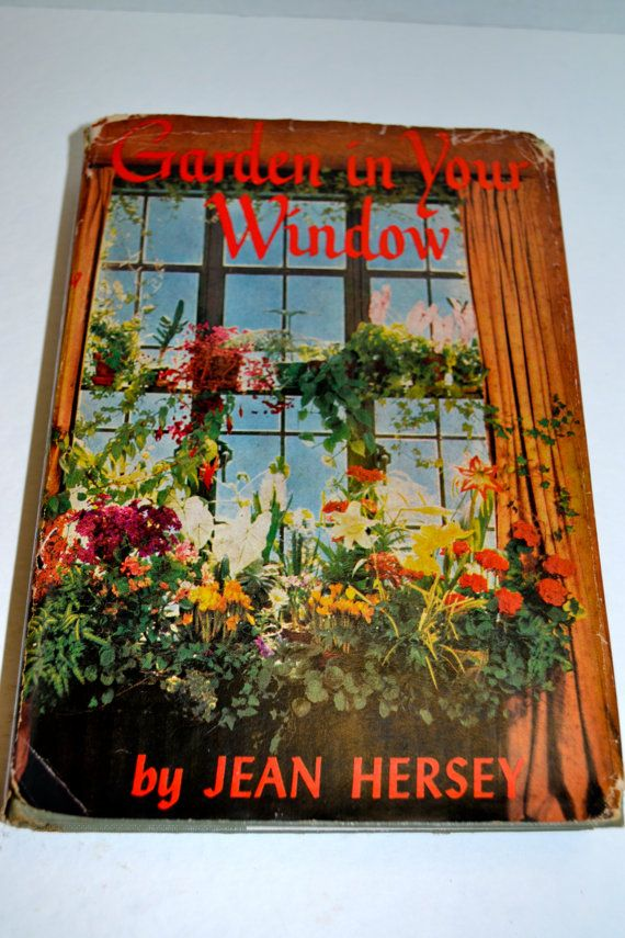 Garden in Your Window Jean Hershey 1949. First by UrbanAntiquities, $12.00