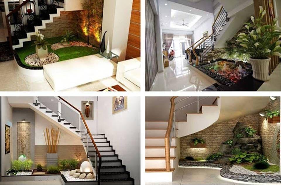 Best Under Stair Garden Ideas Under Stairs Stairs Pond 400 x 300