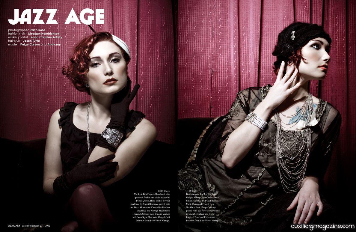 Jazz Age Fashion Dressed To Kill