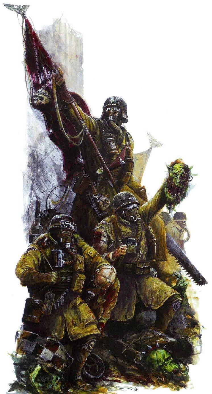Armageddon Steel Legion -