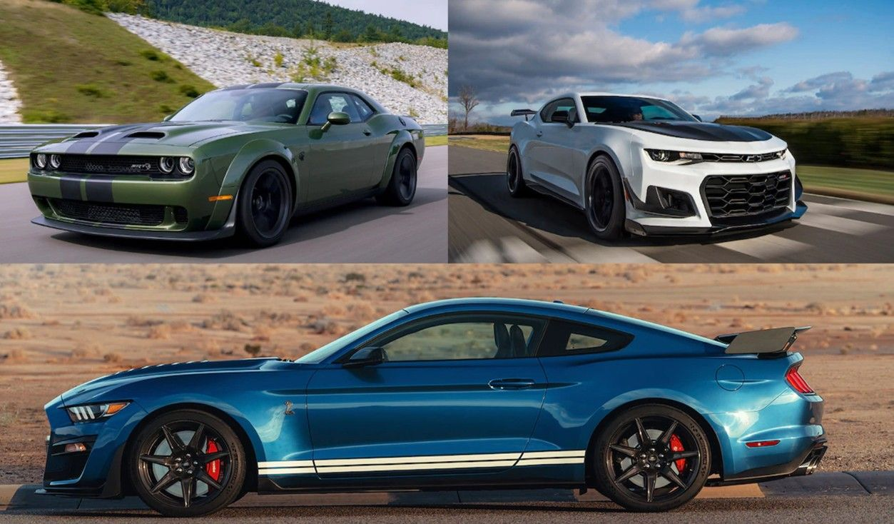 Refreshing Or Revolting 2020 Ford Mustang Shelby Gt500 Vs