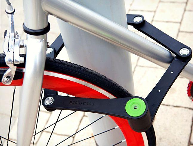 Foldylock Folding Bike Lock Bicycle Lock Bike Lock Folding Bike