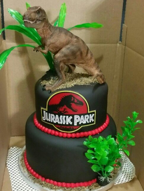 Jurassic Park Jurassic World Cake Ideas Inspirations Southern