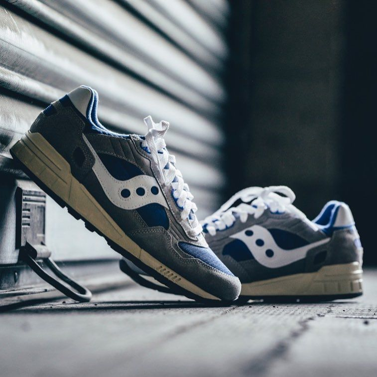 Saucony Originals Shadow 5000 Vintage Basket Homme