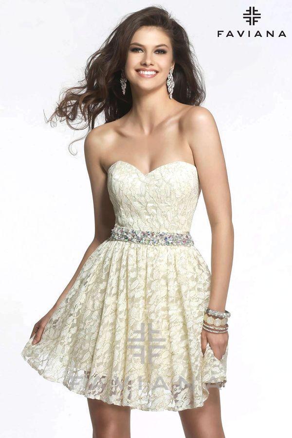 imagenes de vestidos de quinceañeras modernos cortos coon escote - Buscar con Google