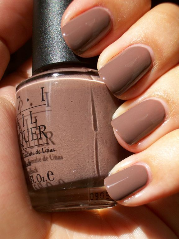 OPI Over The Taupe was rated 4.8 out of 5 by makeupalley.com\'s ...