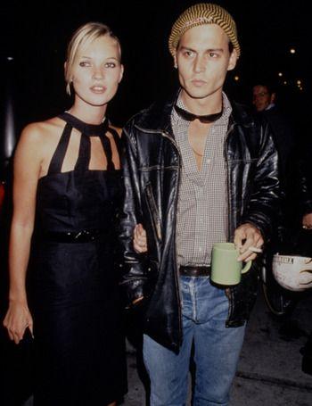 Kate Moss, icono de ayer y de hoy - ELLE.ES