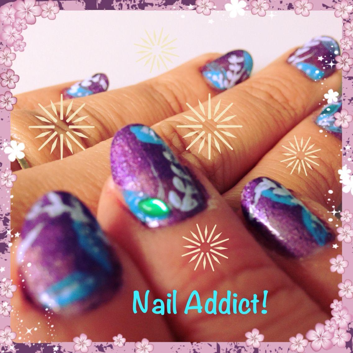 #nailart #nails #nailaddict