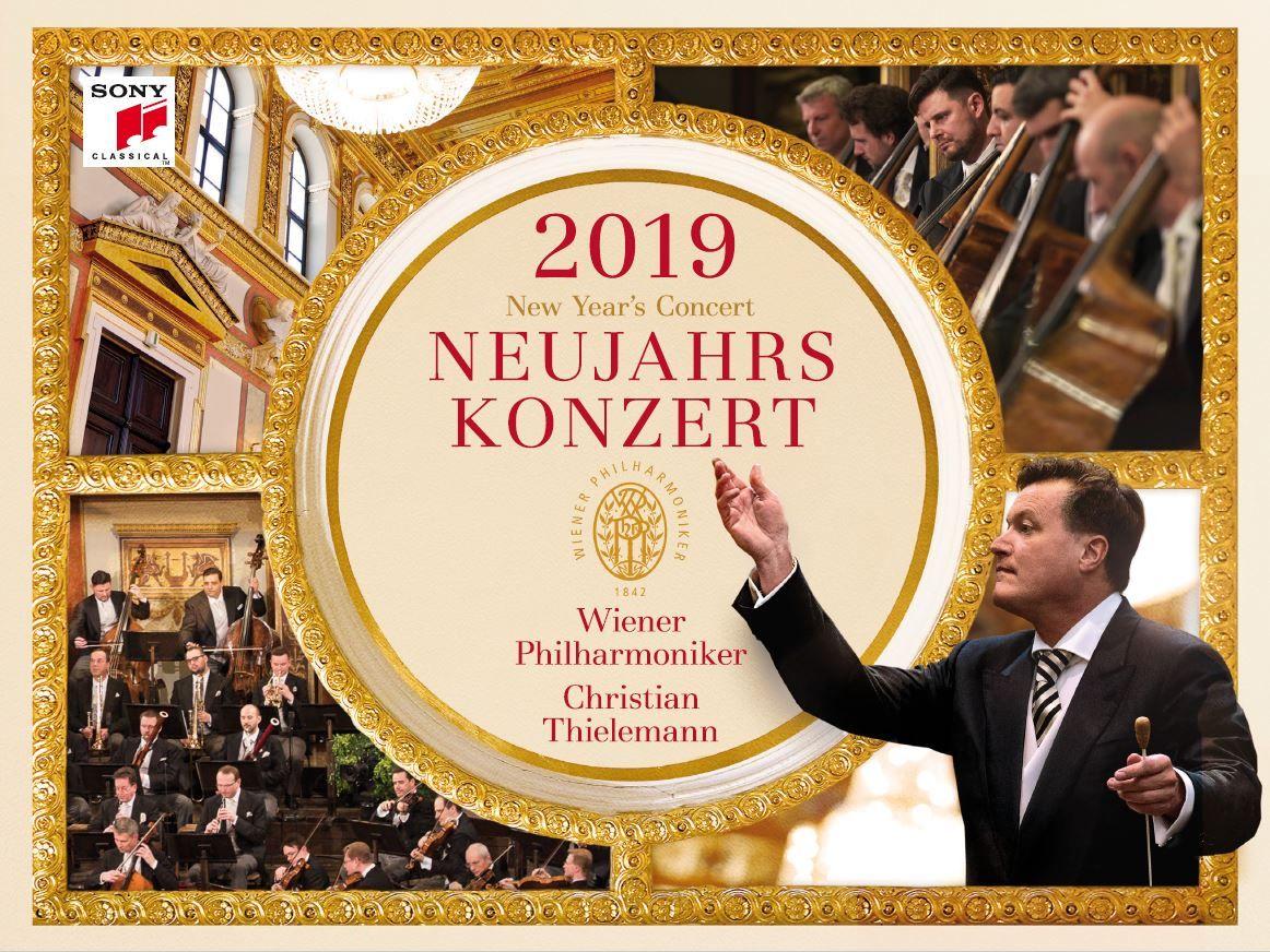 New Year's Concert 2019 Wiener Philharmoniker, Christian