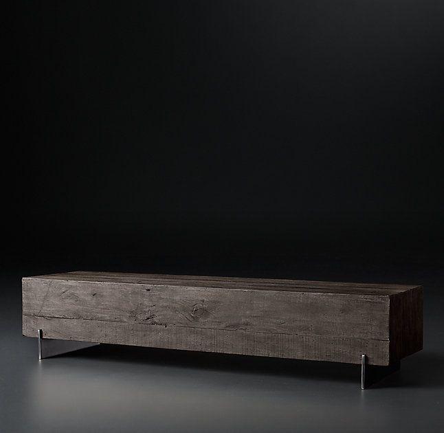 Best Monterey Metal Rail Coffee Table 640 x 480