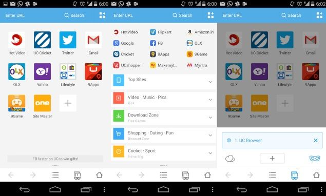Download Uc browser android, Aplikasi Uc browser apk gratis