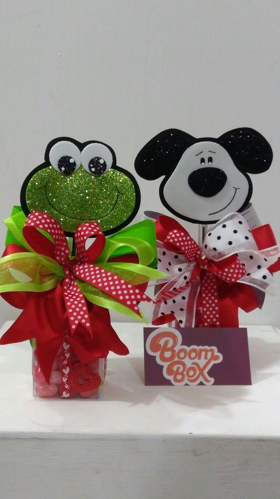 Caja regalos caja regalos pinterest regalitos cajas - Manualidades para regalar en cumpleanos ...