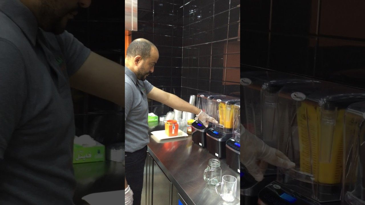 Mango Juice عصير المانجو The Originals Enjoyment