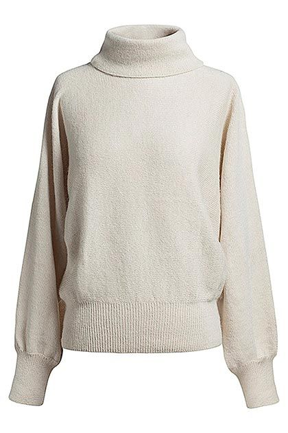Fabulous and forever classic turtleneck in an unbelievably soft deluxe edition. Team it with a mid-skirt for a fashionable 70'ies inspired look or put it together with slim fit jeans or leather leggings for a chick and classy look.  100% suri alpaca