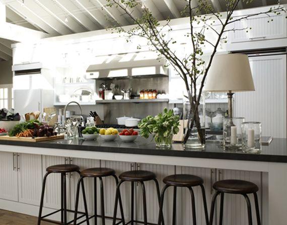 Ina Garten: Barn Kitchen