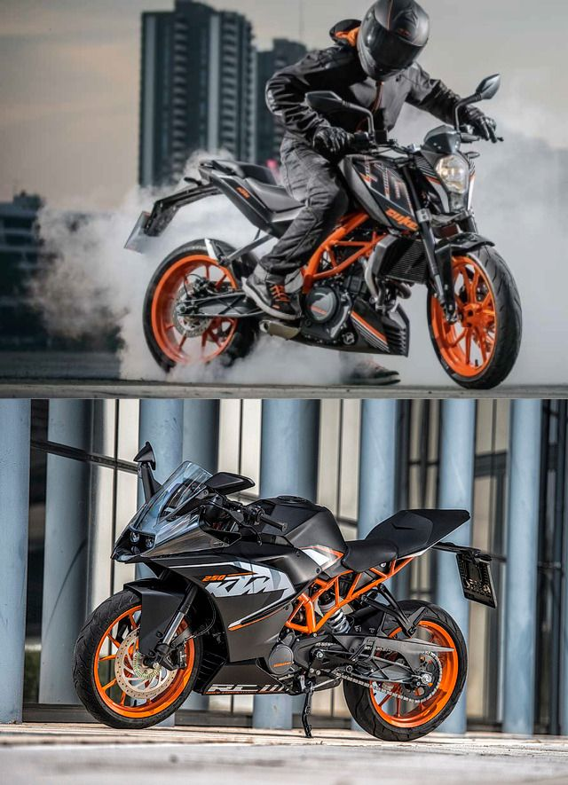 KTM Duke 250 & RC 250 to be Launched in Indonesia #KTMDuke #KTMDukeRC250