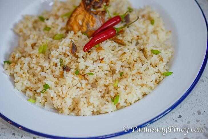Danggit fried rice recipe fried rice rice recipes and rice food forumfinder Choice Image