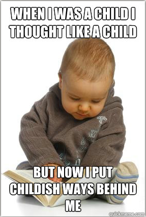 Pin By Colleen Turner On Meaningful Words Funny Christian Memes Christian Memes Funny Babies