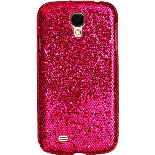 Tech Express (Tm) Hot Pink Glitter Design Sparkle Hard Cover Case for Samsung Galaxy S4 Mini / SIV Mini i9190 Tech Express http://www.amazon.com/dp/B00MALW6K4/ref=cm_sw_r_pi_dp_OIcqwb062J2GZ