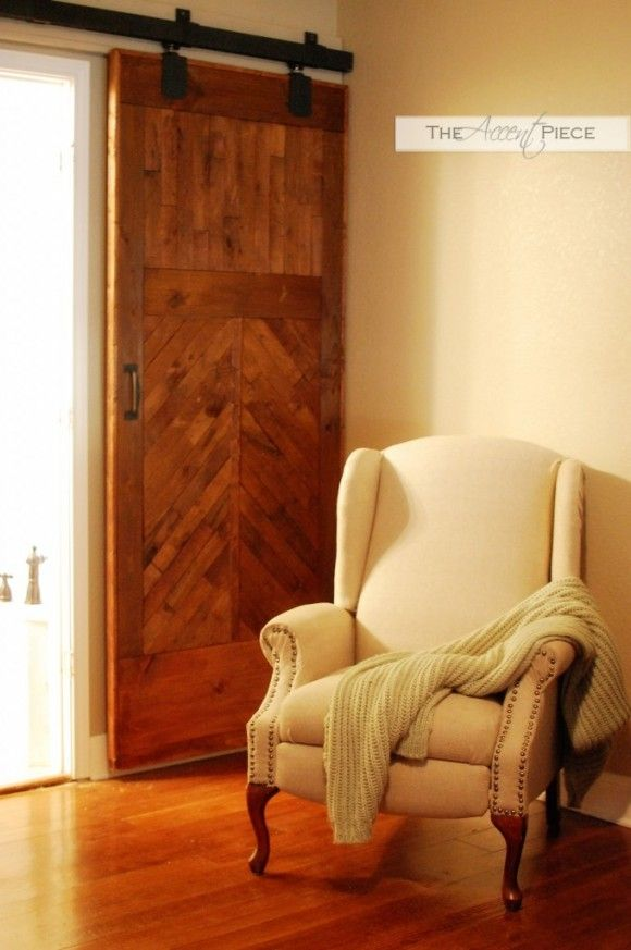 Diy Projects From The Accent Piece Diy Barn Door Diy Sliding Barn Door Interior Sliding Barn Doors