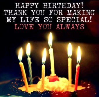 Pin By Neelie On Birthday Wishes Birthday Wishes For Lover