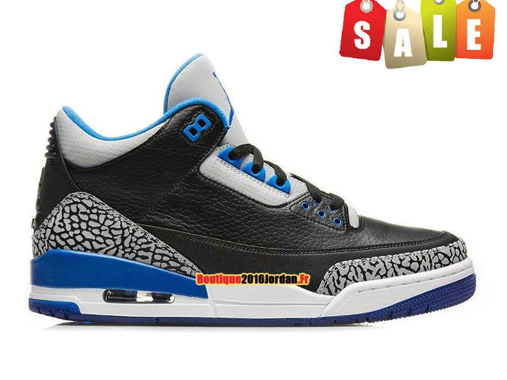 Nouvelles Arrivées 36281 4d59e Air Jordan 3/III Retro 2014 - Baskets Jordan Chaussures Pas ...