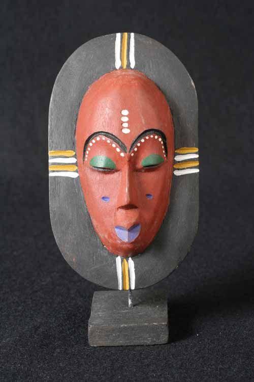 masque africain pinterest