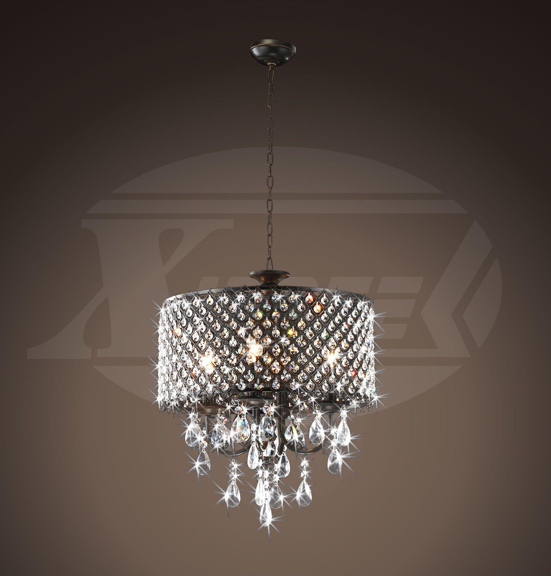 Xiertekusa Com Index Php Rachelle Round 4 Light Antique Bronze Brass Crystal Chandelier Pendant 17 Wx21 H Xtk Bpe 55bkx Html