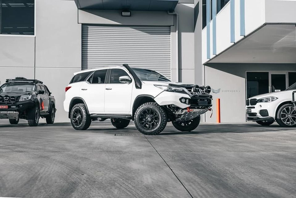 This Highly Desirable Top Spec Fortuner Crusade Was Blessed With