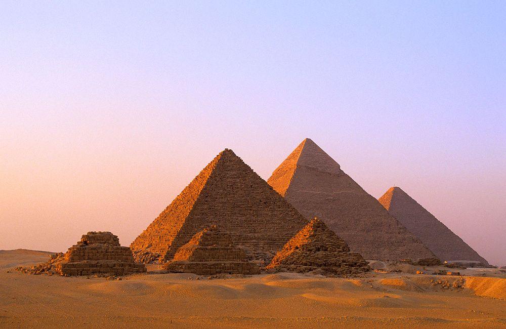 Las pirámides más espectaculares del mundo   THIS IS MOORS CONTINENT ...