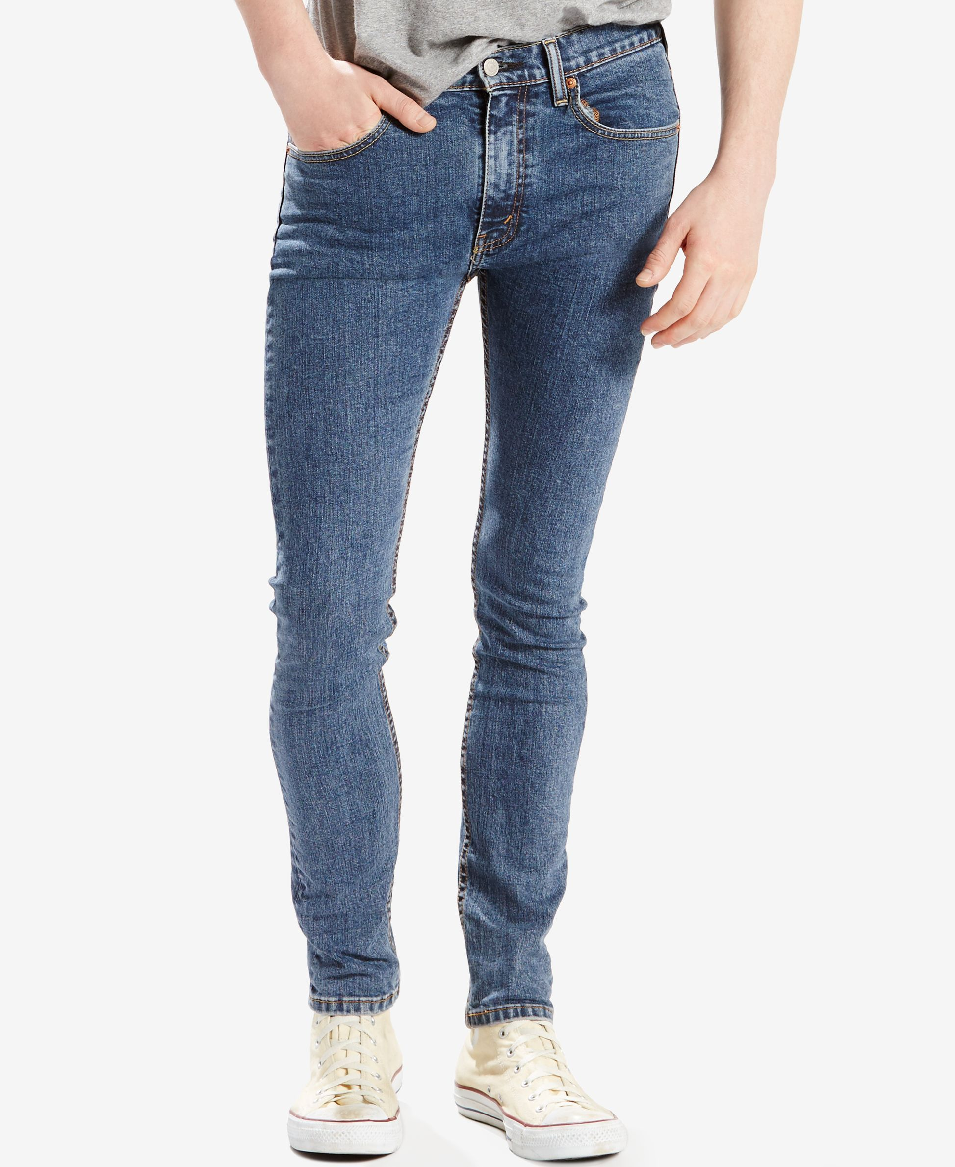 3140d5fe3 Levi's Men's 519 Extreme Skinny-Fit Jeans | Styles | Skinny fit ...