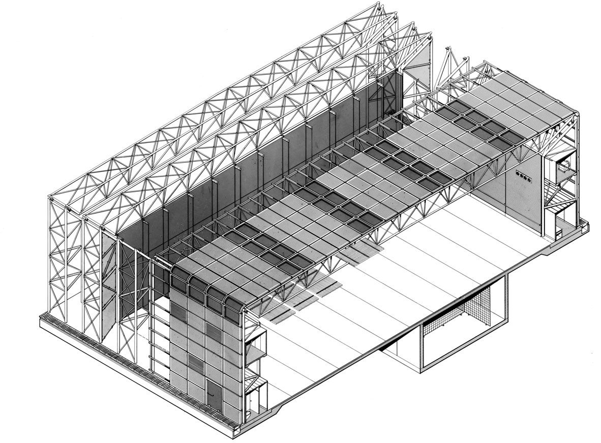 Incorporating thematic galleries and classrooms under a single large ...