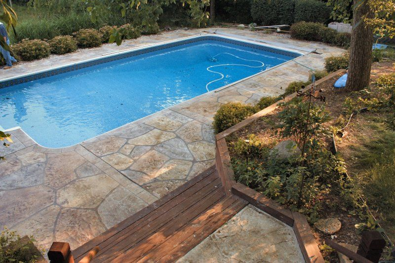 pool deck coating and finishes - elite crete systems | concrete