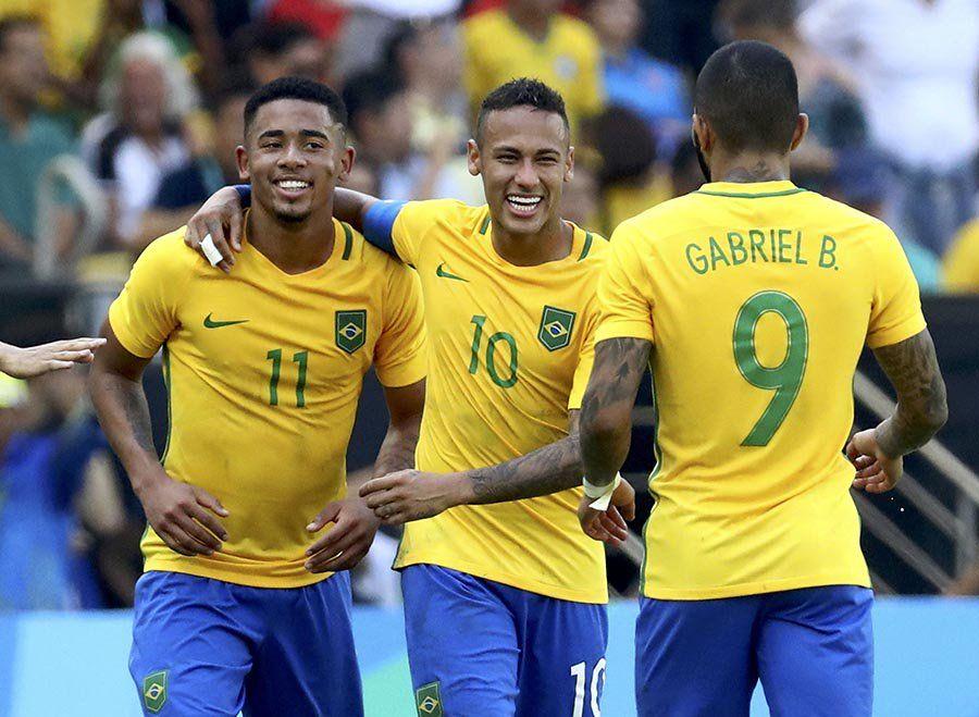 (238) Hashtag Rio2016 no Twitter Neymar, Sports, Bein