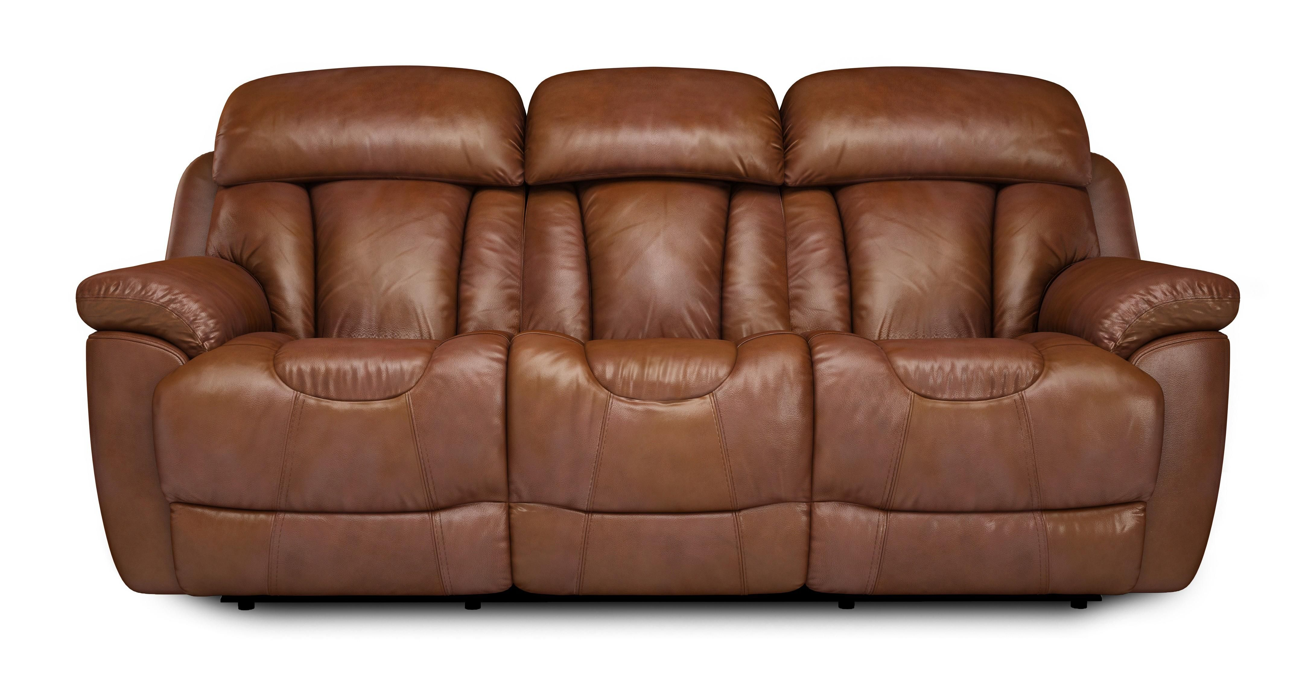 DFS 3 Seater Power Plus Recliner Panama We've brought together sumptuously soft leather with a relaxed modern shape that seems to cradle you as you unwind.