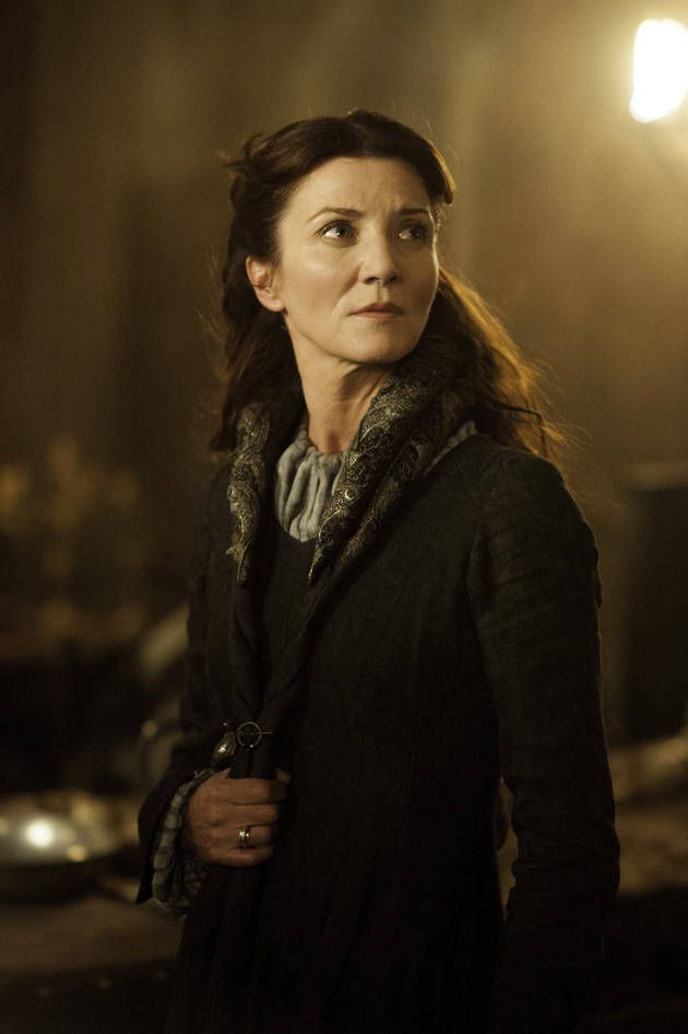 At The Red Wedding Catelyn Stark Michelle Fairley Red Wedding